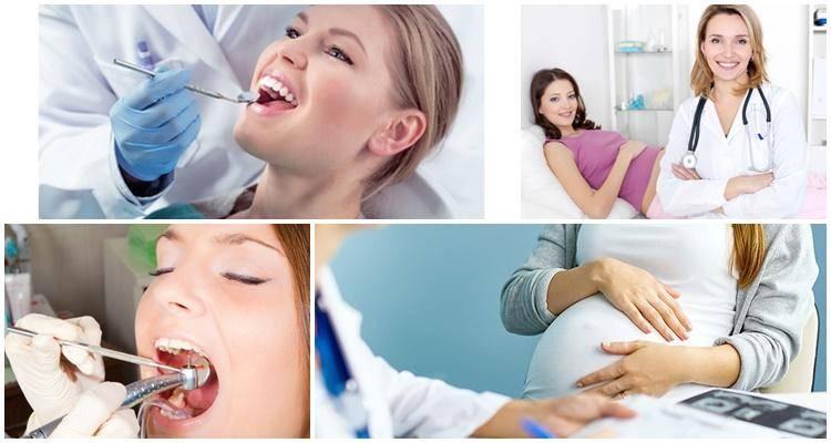 Лечение зуба под коронкой
