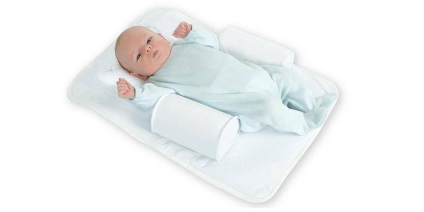 Ортопедическая подушка бабочка для новорожденных: как пользоваться, отзывы, цены, фото