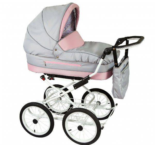 Зимняя коляска для новорождённого: функциональность и правила выбора