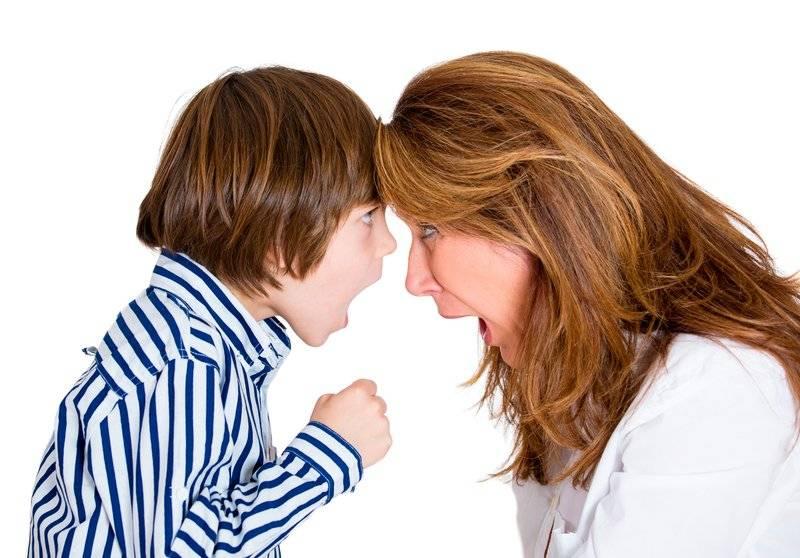 Как бороться с хамством ребенка?