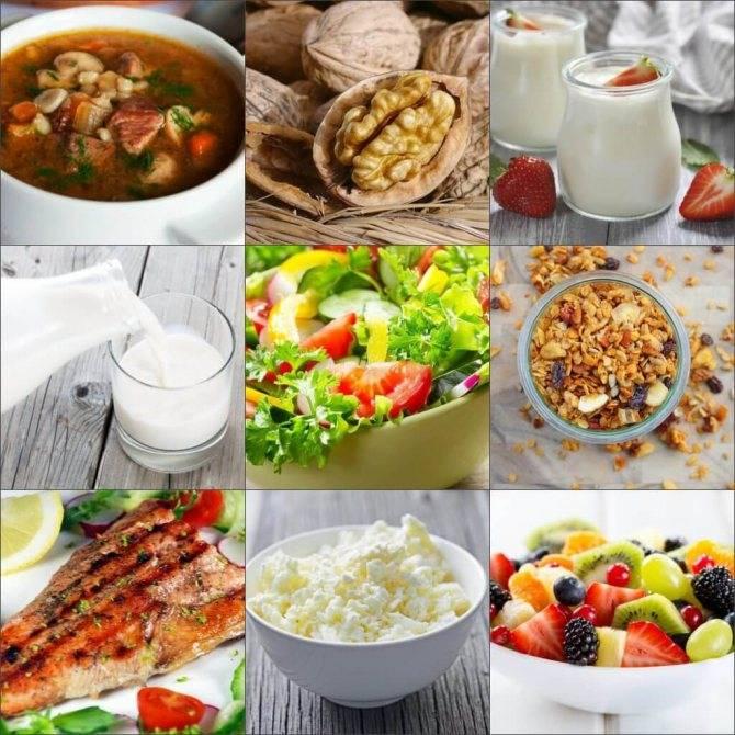Меню кормящей мамы правила питания и рецепты