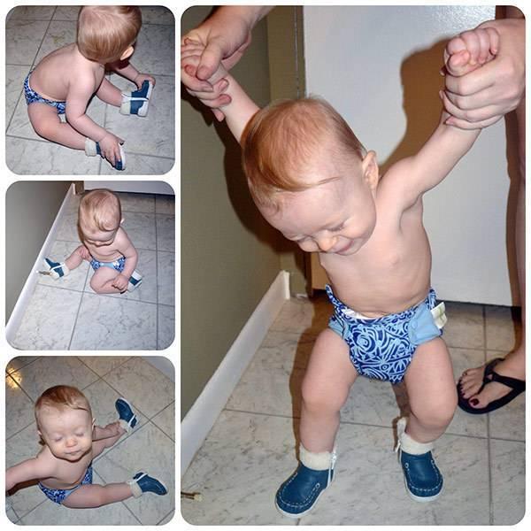 Ребенок самостоятельно не сидит в 7 или 8 месяцев: почему и что делать?