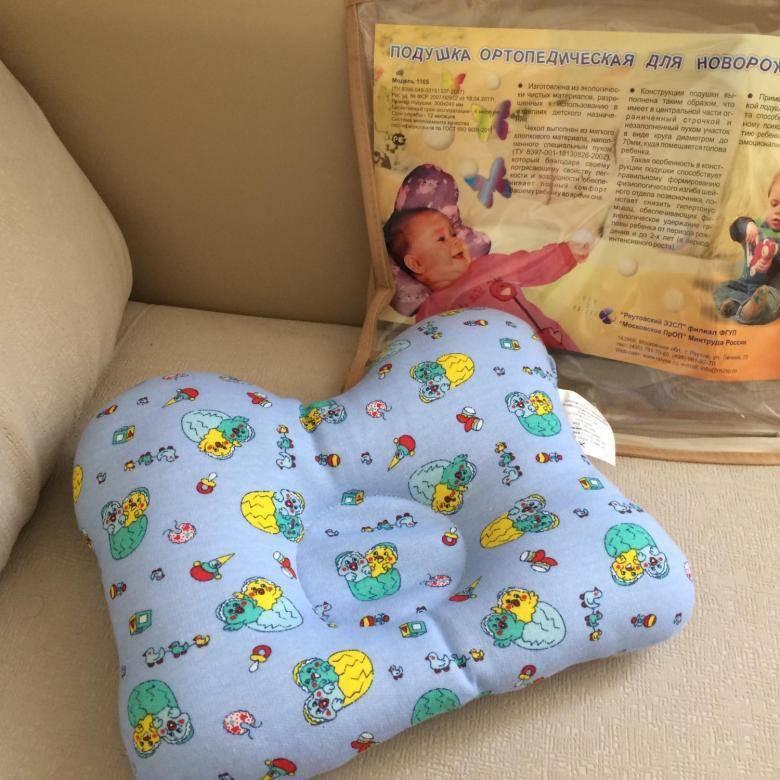 С какого возраста ребенку можно спать на подушке: 4 совета врача по выбору подушки для новорожденного