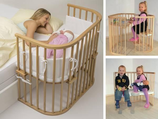Детская кровать своими руками, советы по выбору модели, материалов