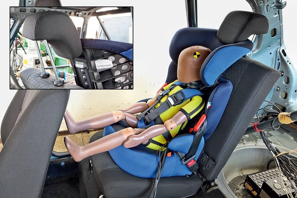 Бескаркасное автокресло для детей — разрешено ли гибдд в 2019, с какого возраста применять