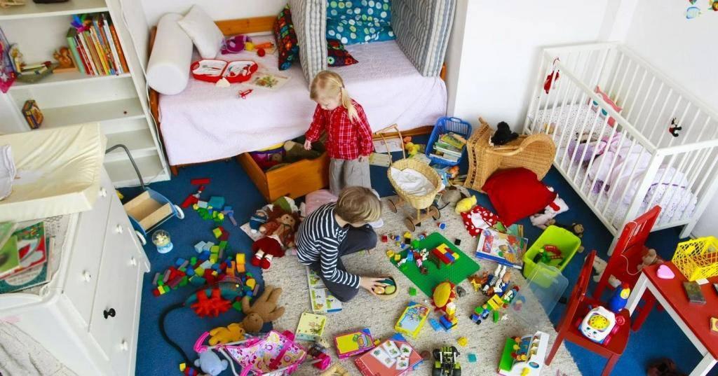 Как приучить ребенка к порядку и воспитать чистоплотность