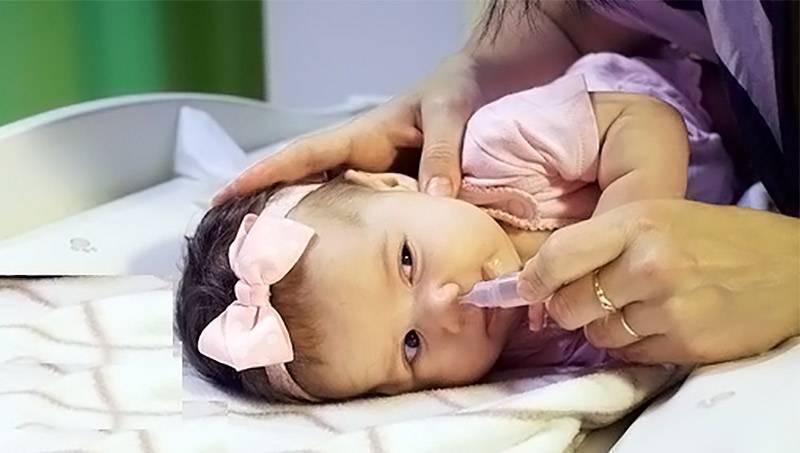 Как промывать нос физраствором взрослому и ребёнку