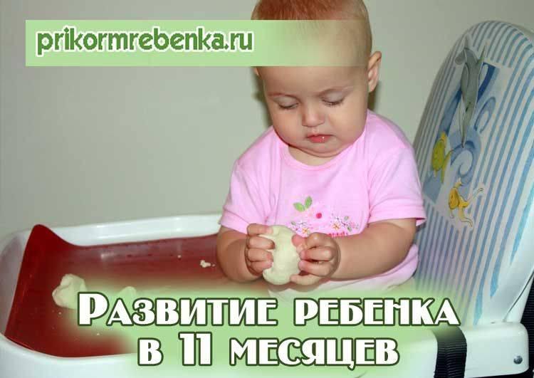 Развитие малыша на 10 месяце жизни, что должен уметь