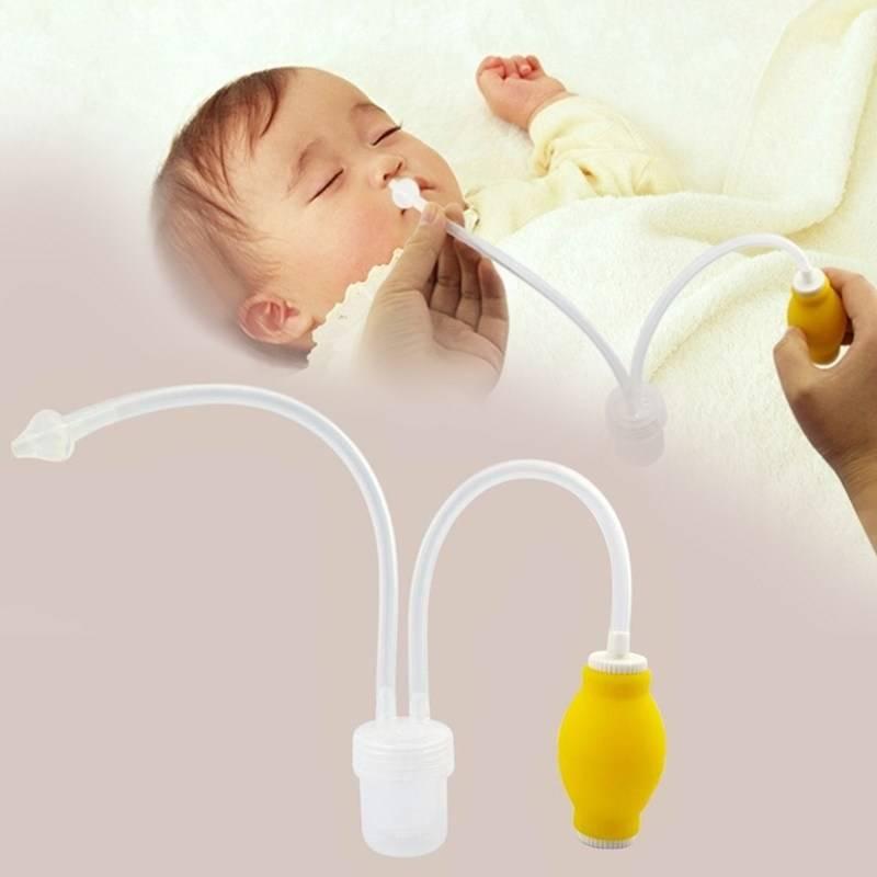 Назальные аспираторы для новорожденных — описание и выбор аспиратора