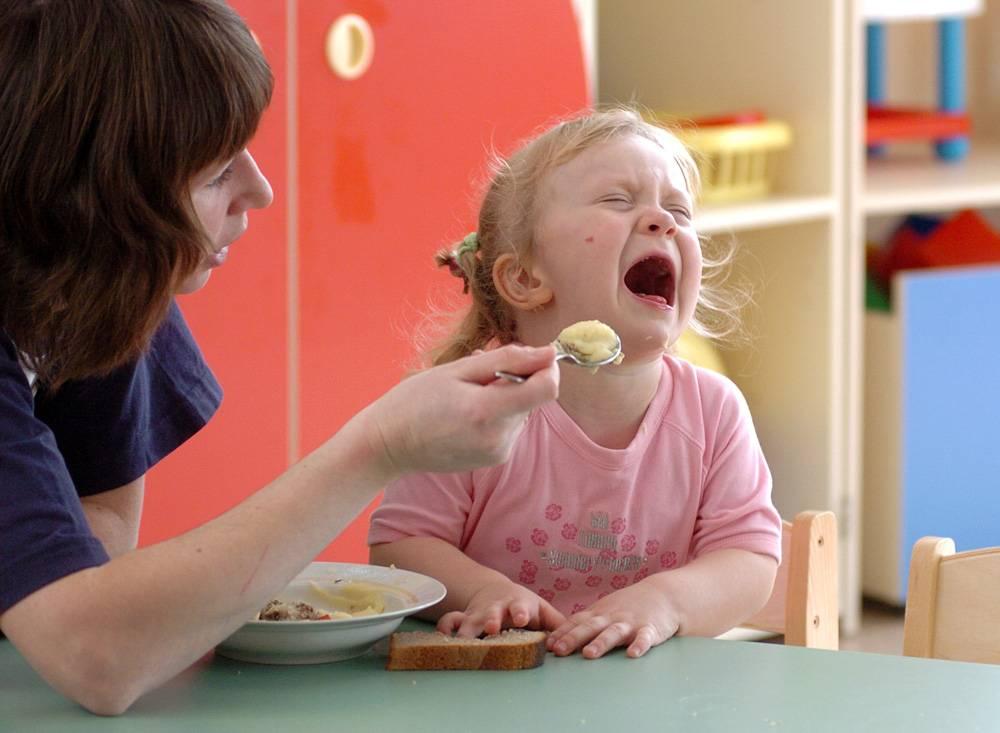 Не хочу в детский сад