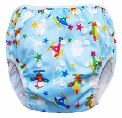 Трусики подгузники для плавания грудничка в бассейне: основные критерии выбора, нюансы. на что необходимо обратить внимание?