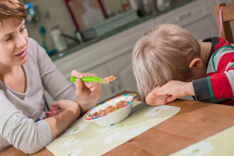 Почему нельзя кормить ребенка насильно. насильно сыт не будешь: почему нельзя заставлять ребенка есть через силу диагональные скручивания лежа