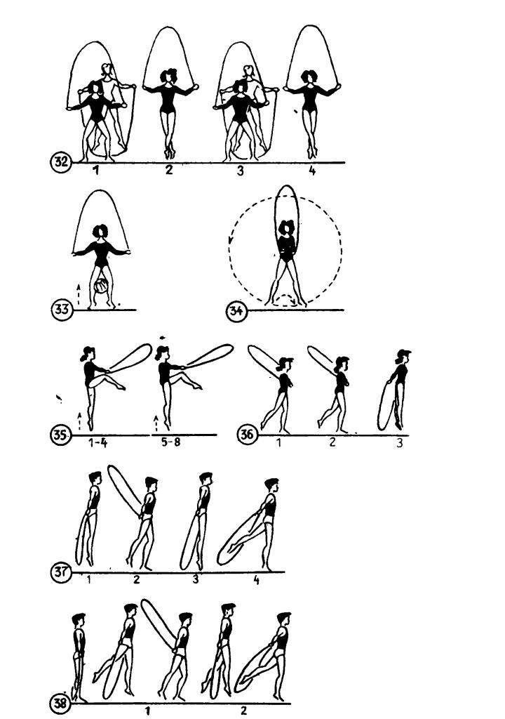 Как подобрать скакалку для художественной гимнастики?