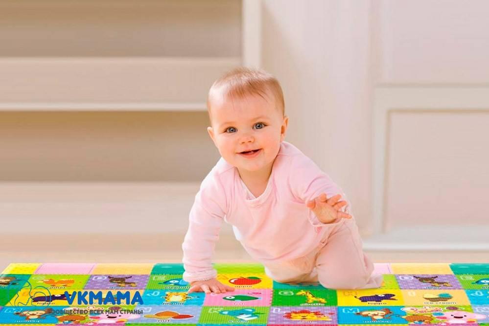 Нужен ли развивающий коврик? - болталка для мамочек малышей до двух лет - страна мам