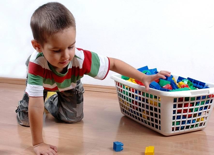 Как приучить ребенка к порядку: советы и рекомендации