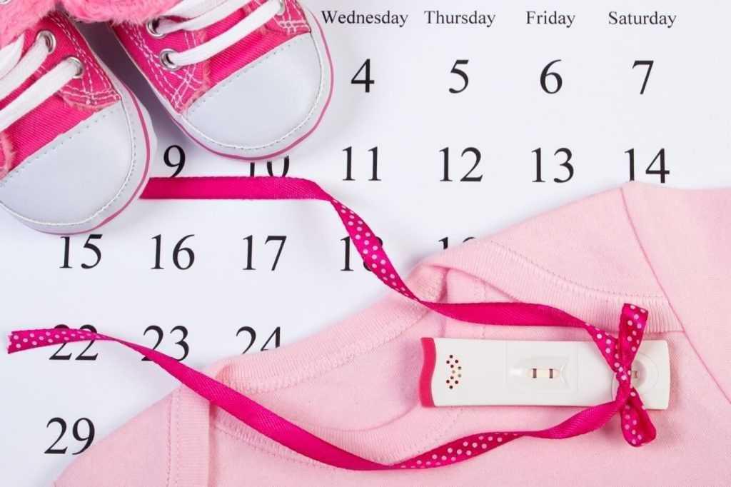 Калькулятор зачатия девочки по овуляции