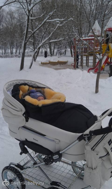 Рейтинг лучших прогулочных колясок для зимы