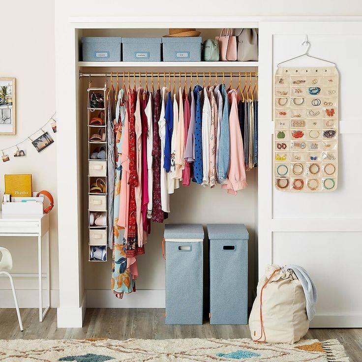Как хранить одежду правильно и компактно