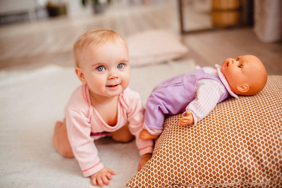 Как видят новорожденные дети сразу после рождения
