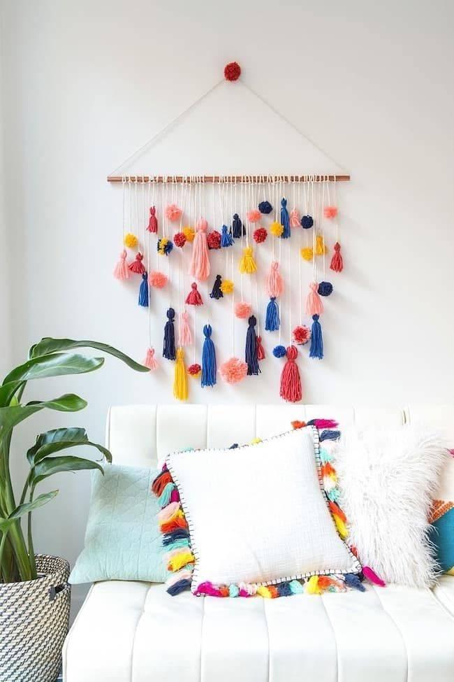 Как украсить комнату девочки-подростка своими руками: простые идеи
