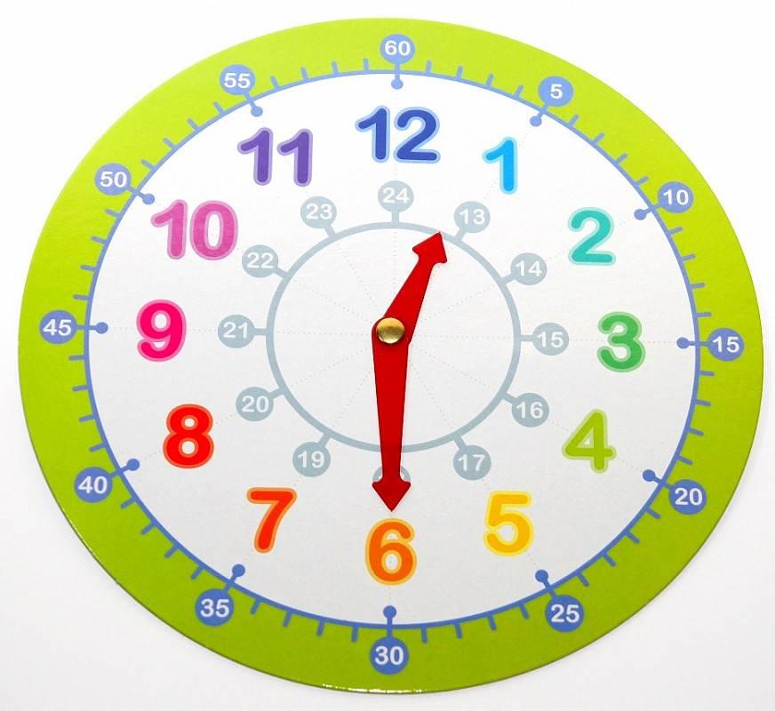 Как научить ребенка понимать часы: упражнения и методики
