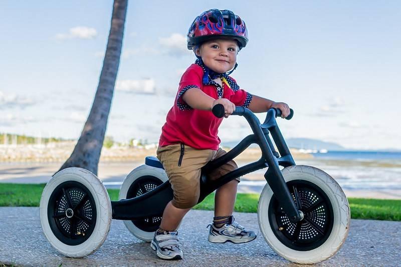 Как выбрать велосипед детский от 2 лет, обзор моделей