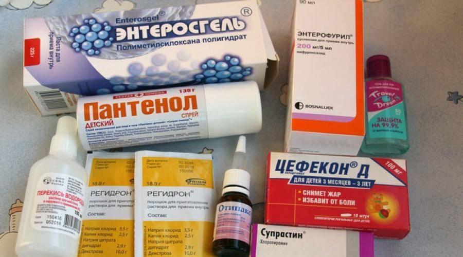 Аптечка для ребенка на море − почему так необходимо все лекарства держать под рукой?