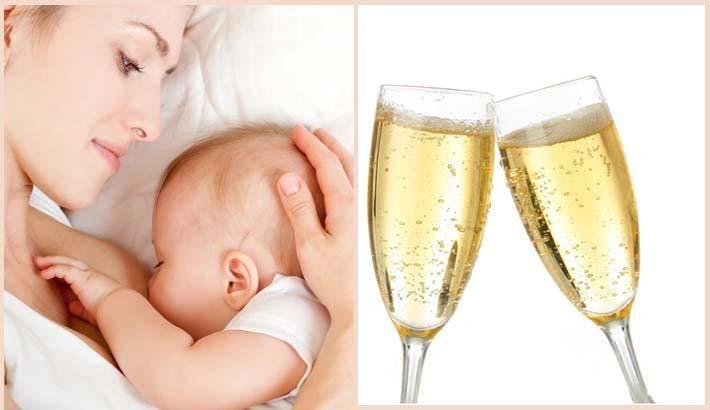 Пиво при грудном вскармливании— польза или вред кормящей маме