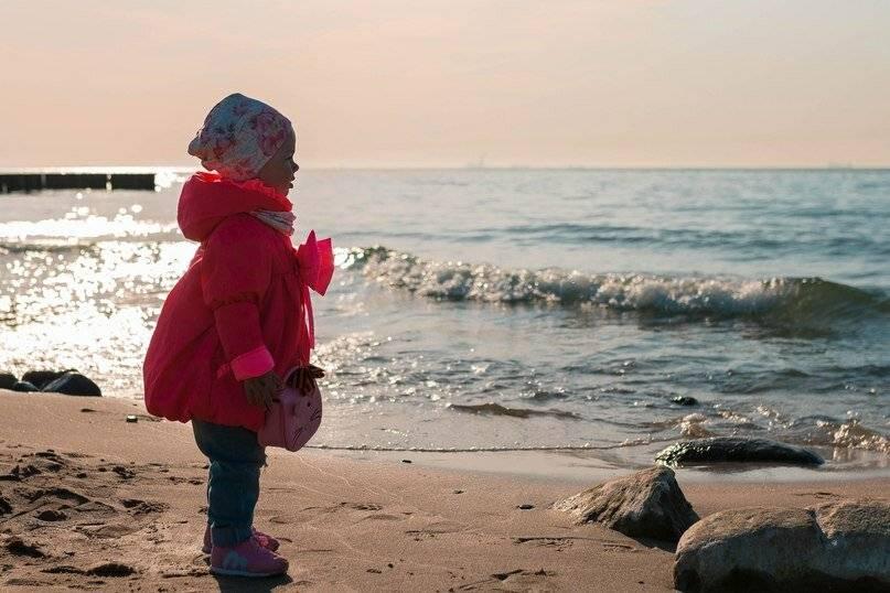 Акклиматизация у детей на море и после: симптомы, лечение и профилактика