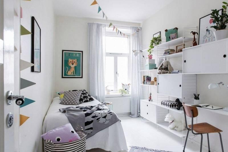 Икеа детская комната: дизайн интерьера спальни и мебель из ikea для подростка-девочки и школьника - столы, кровати, шкафы, для игровой
