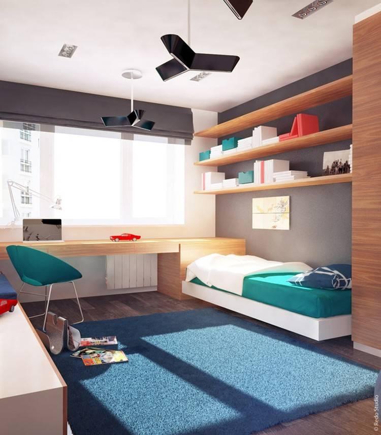 Детская комната для двоих - как ее обустроить? | дизайн и интерьер