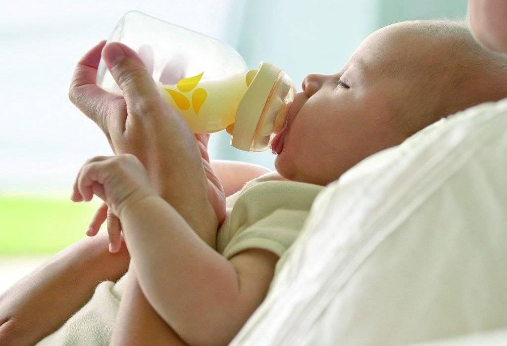 Как отучить ребенка от ночных кормлений (грудью, из бутылочки смесью): комаровский