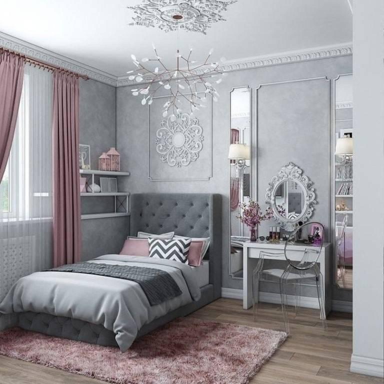 28 идей для мебели в комнату девочки подростка