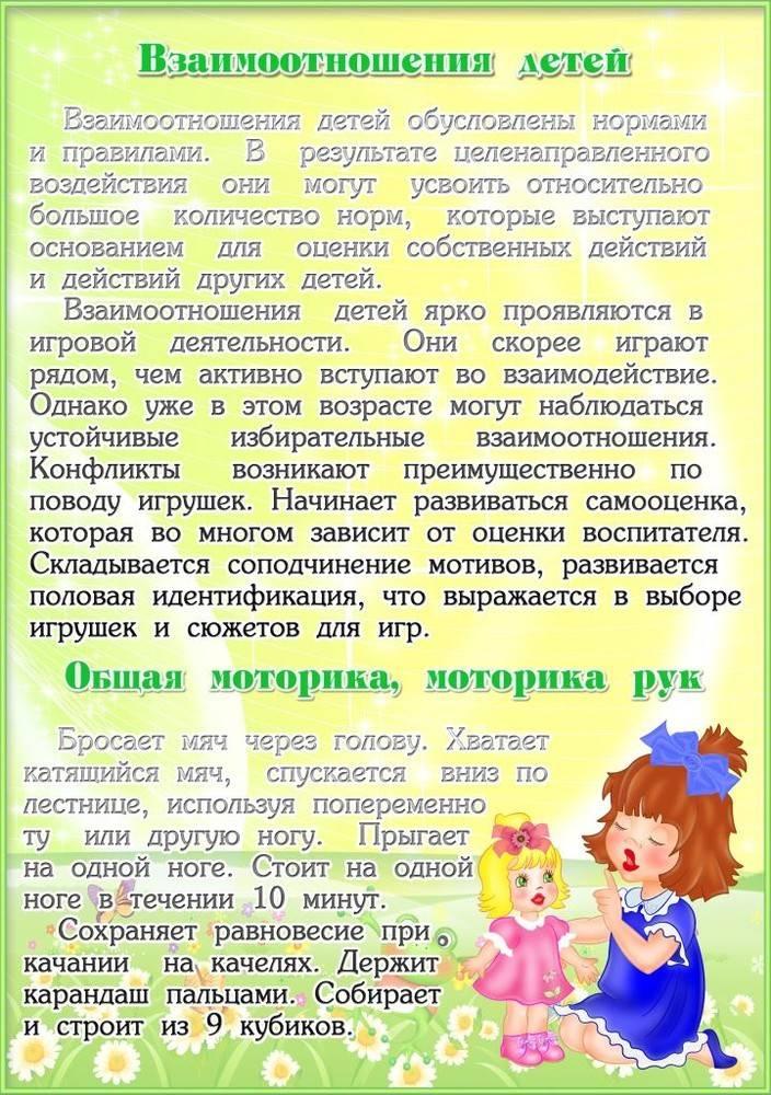 Возрастные особенности детей 2-3 лет: маленькая личность