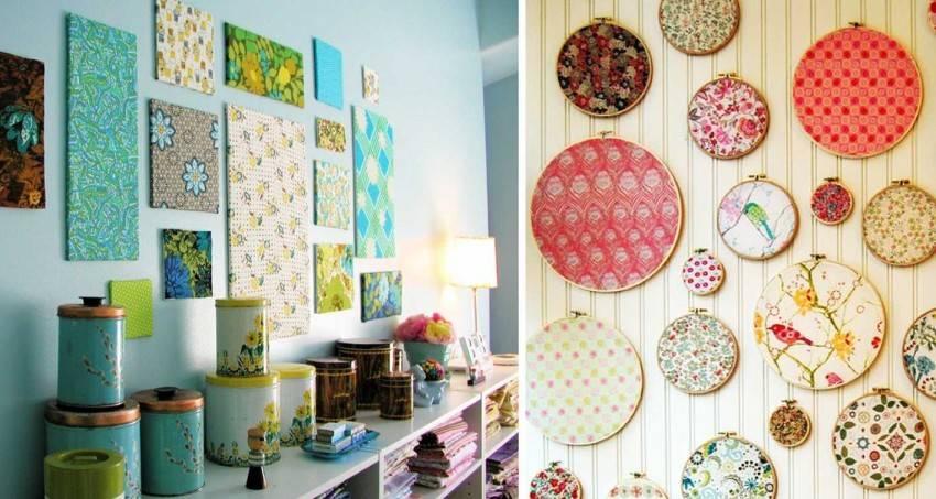 100 потрясающих идей: декор комнаты своими руками на фото