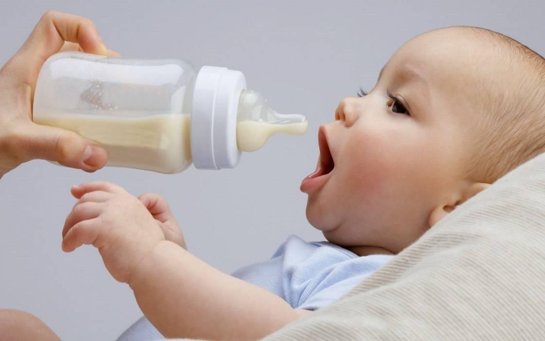 Искусственное вскармливание: все о кормлении детским питанием
