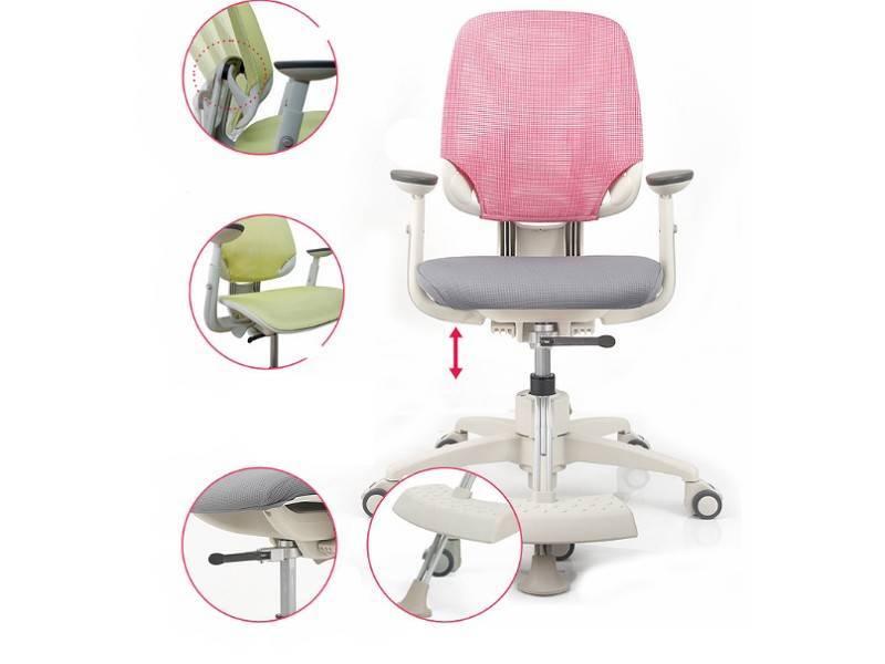 Как выбрать стул, регулируемый по высоте?