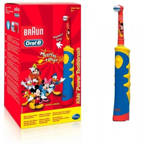 Какую электрическую зубную щетку лучше выбрать для ребенка от 7 лет?