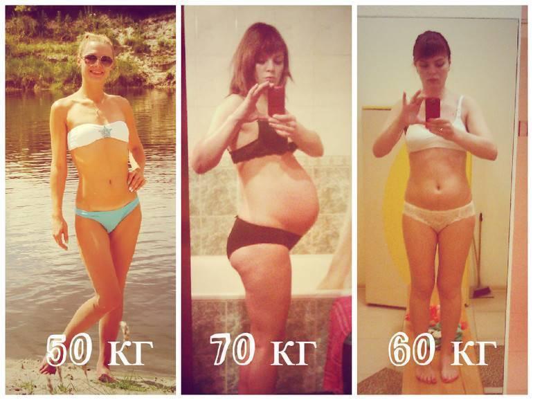 Почему не уходит вес после родов: через сколько и какой вес уйдет
