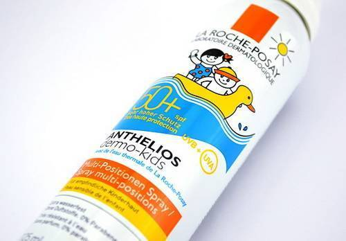 Солнцезащитный крем для детей от загара: выбор лучших средств от 0 до 1 года