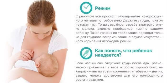 Как узнать хватает ли ребенку грудного молока? - мамина кроха