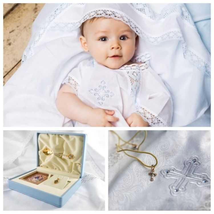 Лучший подарок на крещение ребенка