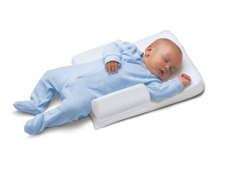 Подушка-позиционер для новорожденных (фото + отзывы)