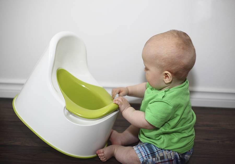 Как приучить ребенка к горшку - agulife.ru
