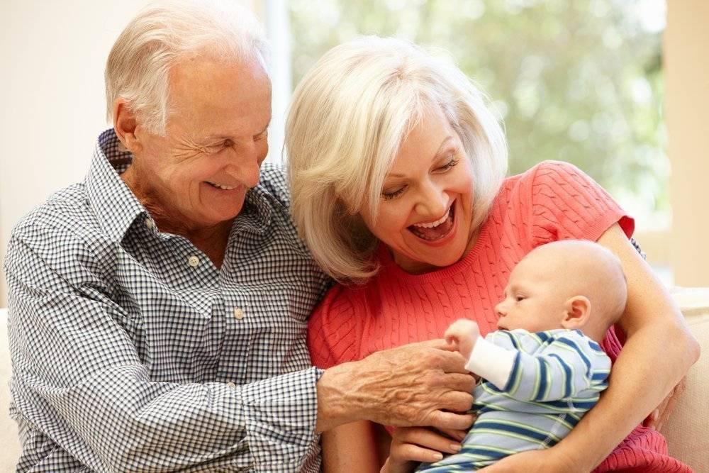Какими бывают бабушки и дедушки