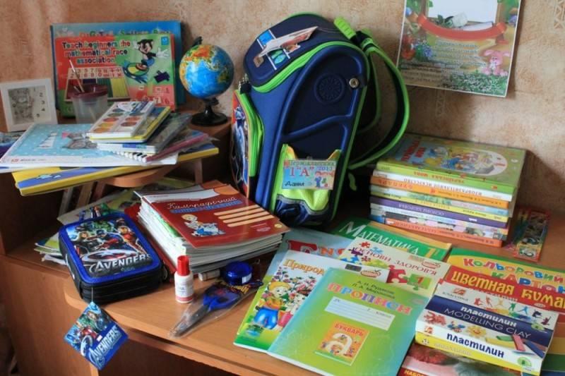 Скоро в школу: список покупок для первоклассника. наш ребенок.