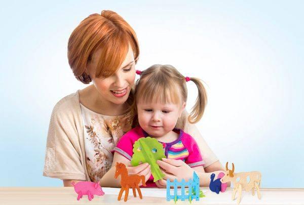 Методика раннего развития ребенка до года: обучение в домашних условиях