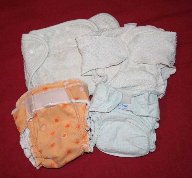 Марлевые подгузники для новорожденных своими руками: как сделать, сшить (размеры)