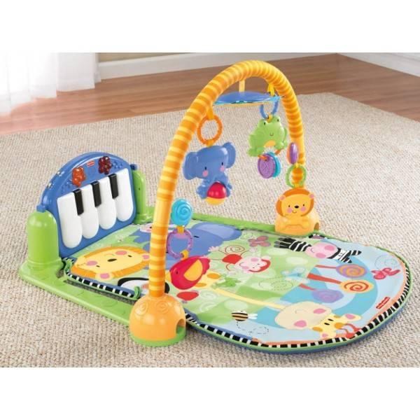 О развивающем коврике - раннее развитие детей до года. - страна мам