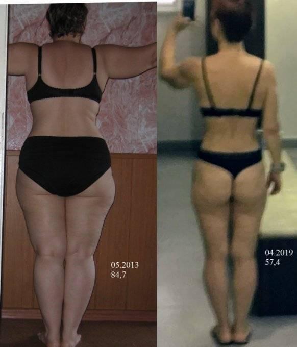 Вес не показатель!